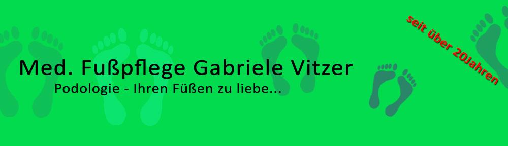 Med. Fußpflege Gabriele Vitzer